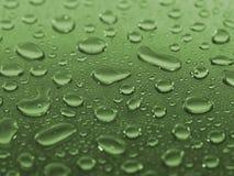 湿的钢 免版税库存图片