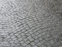 湿花岗岩的plasterwork 库存图片