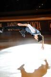 溜冰者Stephane Lambiel 免版税库存图片