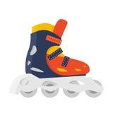 溜冰鞋传染媒介 库存照片