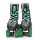 溜冰鞋 免版税库存图片