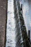 水溢出 免版税库存图片