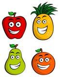 滑稽的果子 向量例证