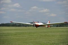 滑翔机马达 免版税图库摄影