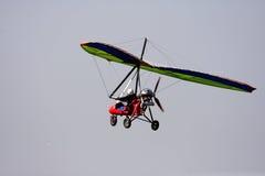 滑翔机 图库摄影