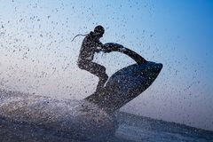 滑行车 免版税库存照片