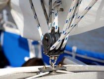滑轮航行 免版税库存图片