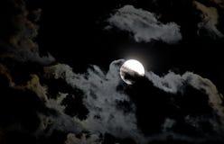 满月 图库摄影