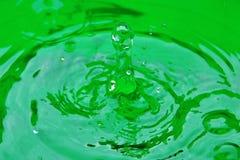 滴水2 图库摄影