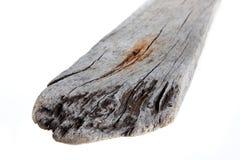 漂流木头纹理 免版税图库摄影