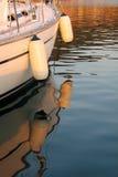 漂浮反映 免版税库存照片
