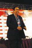 演员、制片商和电影Randhir Kapoor印度导演 免版税库存照片
