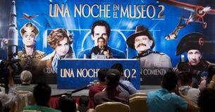 演员本市更加寂静的墨西哥 库存照片