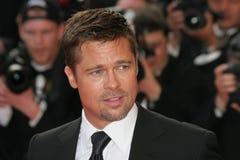演员Brad Pitt 库存图片