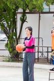 演奏健康的体育 免版税库存图片