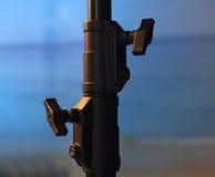 演播室聚光灯或阶段光 图库摄影