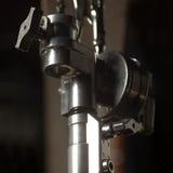 演播室聚光灯或阶段光 库存图片