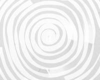 漩涡白色 库存例证