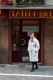 潘普洛纳,纳瓦拉,巴斯克地区,西班牙,欧洲 免版税库存图片