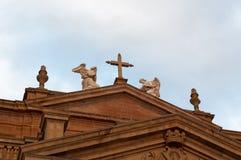 潘普洛纳,纳瓦拉,巴斯克地区,西班牙,欧洲 库存图片