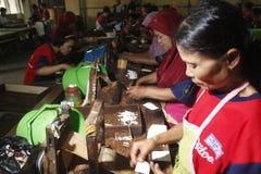 潜在印度尼西亚的小企业 免版税库存照片