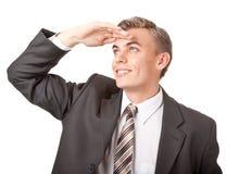 潜在客户: 明亮的远期 免版税库存图片