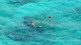 潜航在Similans附近 影视素材