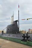 潜水艇 免版税图库摄影