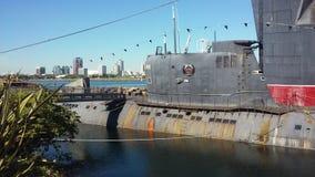 潜水艇 免版税库存照片