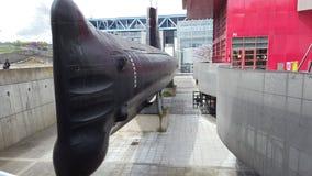 潜水艇 库存照片