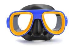 潜水面具 库存照片