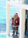 澳大利亚人圣诞老人 图库摄影