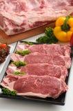 从澳大利亚人的牛排牛腩 免版税库存照片