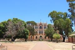 澳大利亚修道院 免版税库存图片