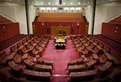 澳大利亚参议院 免版税库存照片