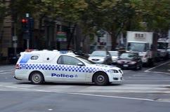 澳大利亚国家警察-维多利亚 免版税库存图片