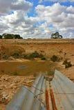 澳大利亚天旱 免版税库存图片