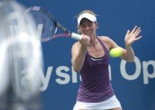 澳大利亚奥利维亚球员rogowska网球 图库摄影