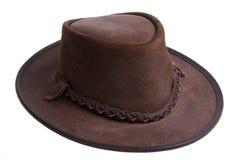 澳大利亚帽子 免版税库存照片