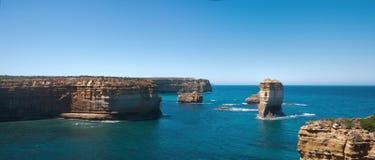澳大利亚横向 库存图片