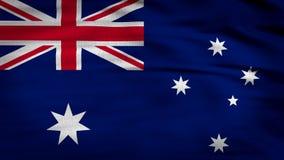 澳大利亚沙文主义情绪的4k 库存例证