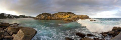 澳大利亚海岸线 库存照片
