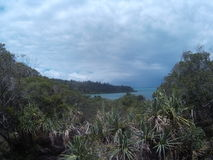 澳大利亚海岸 免版税库存图片