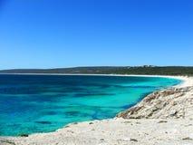 澳大利亚海滩 免版税库存照片