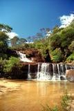 澳大利亚瀑布 免版税库存照片