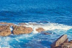 澳大利亚的悉尼邦迪滩 免版税库存照片