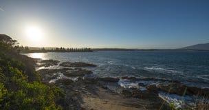 从澳大利亚的海景 图库摄影