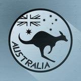 澳大利亚象 库存例证