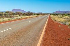 澳大利亚高速公路 库存照片