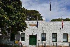 澳大利亚,在Rottnest海岛上的老水手商店 库存照片